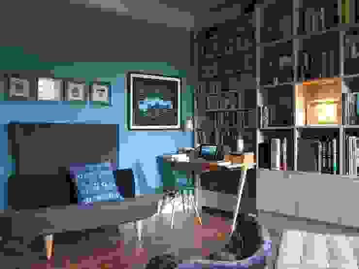 Blackheath London Townhouse Modern living room by Egon Design Modern