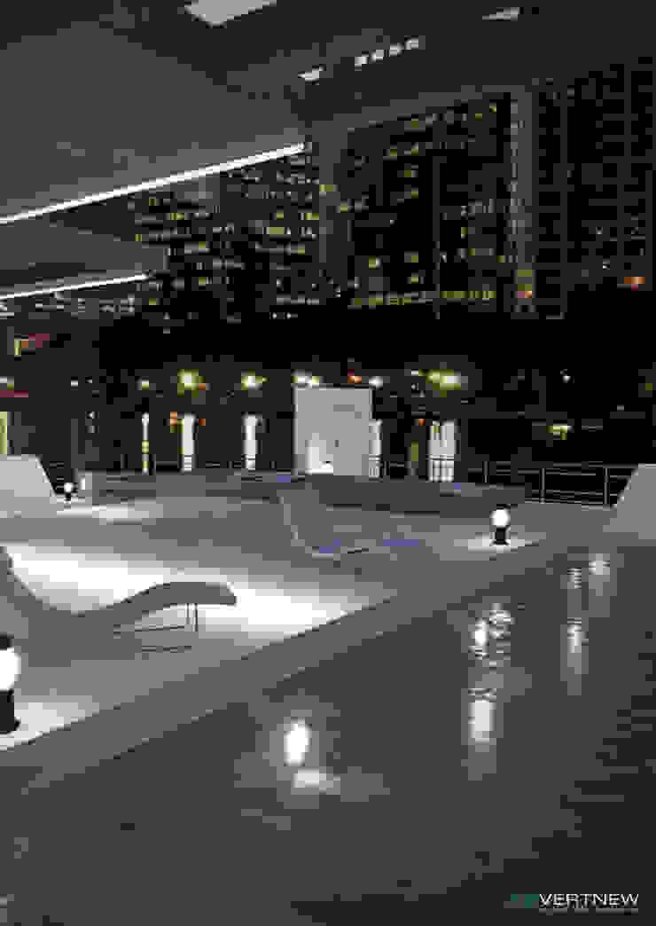 Modern Pool by ADVERTNEW Modern