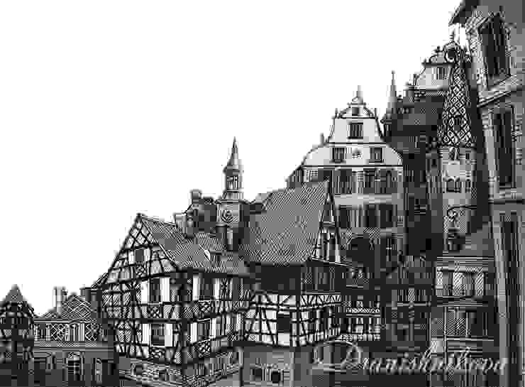 Старый город от Dariya Dranishnikova Классический