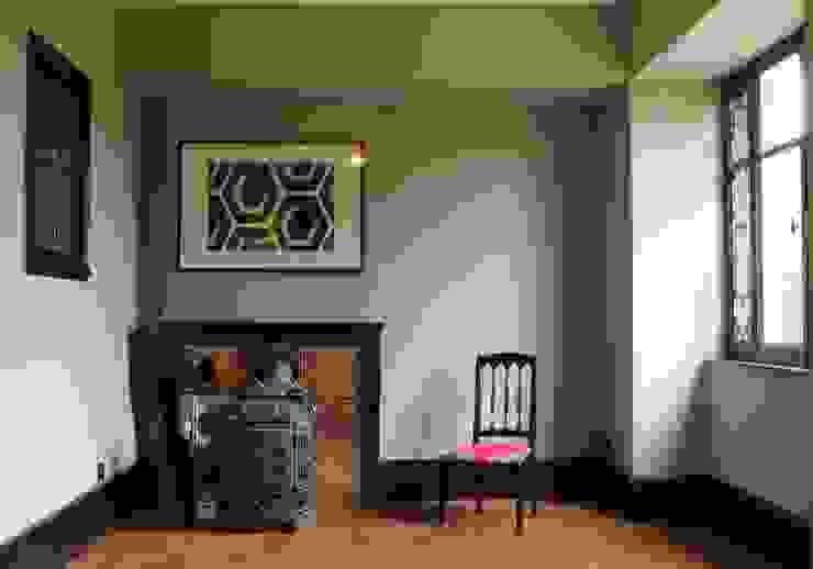 Art Deco Living Room Warret & Jullion Living room