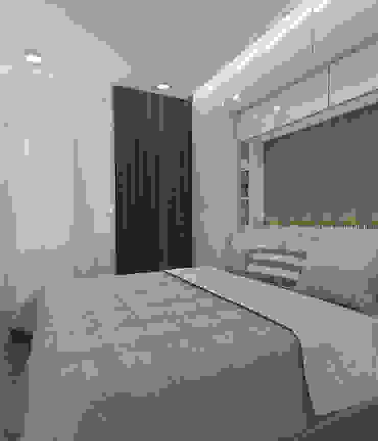 Minimalist bedroom by Pure Design Minimalist