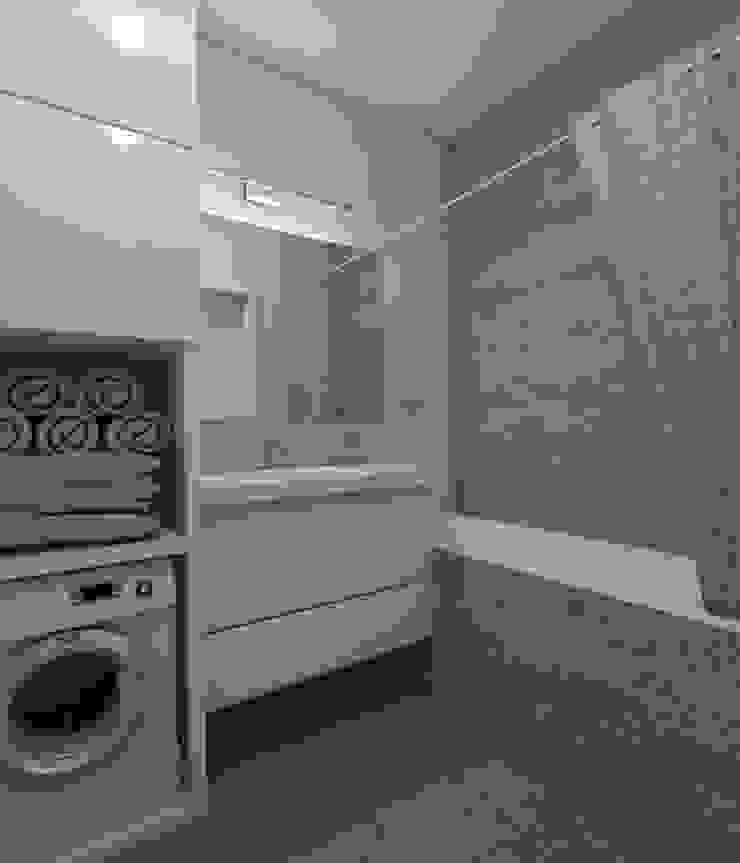 Salle de bain minimaliste par Pure Design Minimaliste