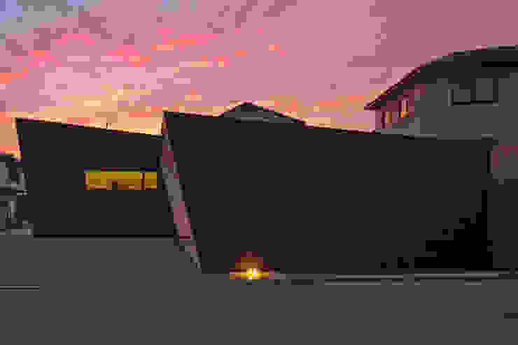 Minimalist houses by 有限会社MuFF Minimalist