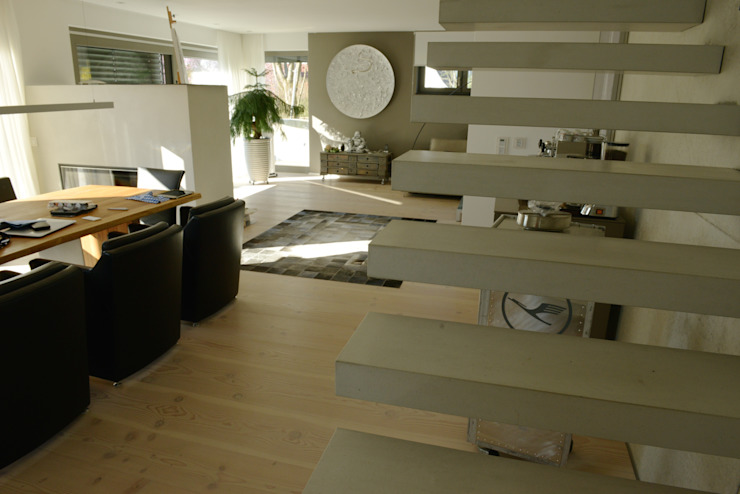 Modern walls & floors by Holz + Floor GmbH   Thomas Maile   Wohngesunde Bodensysteme seit 1997 Modern