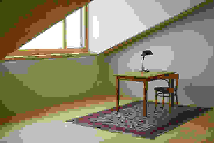 ห้องทำงาน/อ่านหนังสือ by smarch-Mathys&Stücheli