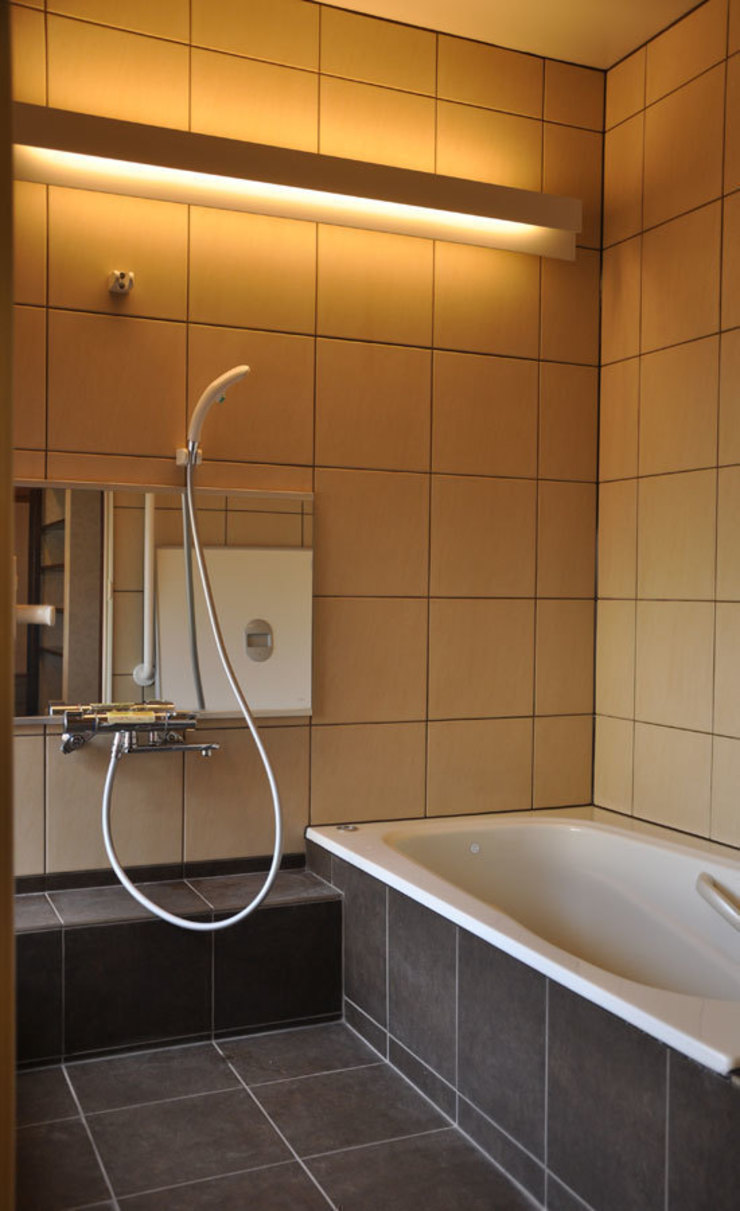 お風呂 オリジナルスタイルの お風呂 の 株式会社一級建築士事務所ジオプラス オリジナル