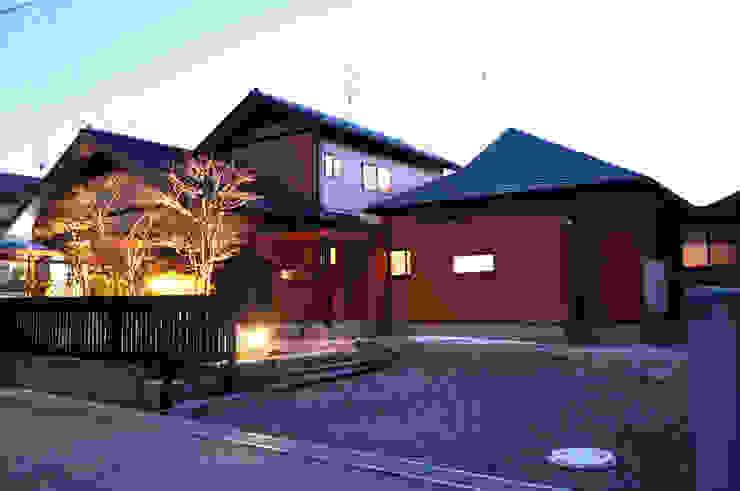 外観 オリジナルな 家 の 株式会社一級建築士事務所ジオプラス オリジナル