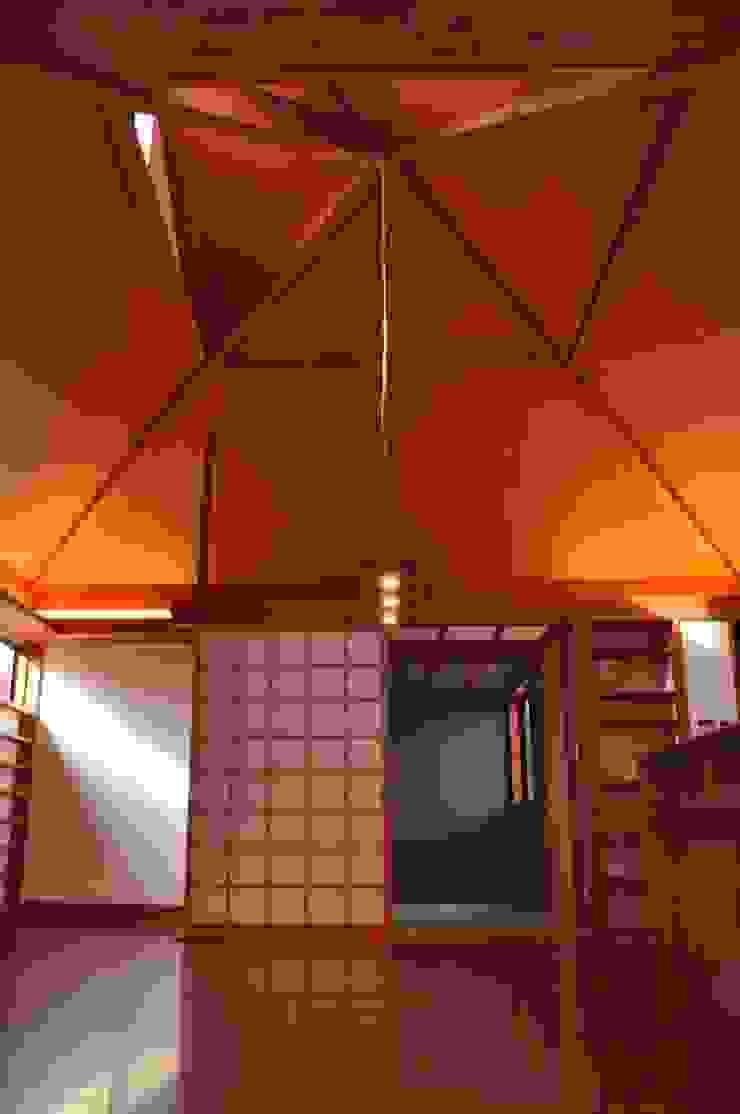 大空間 オリジナルデザインの ダイニング の 株式会社一級建築士事務所ジオプラス オリジナル
