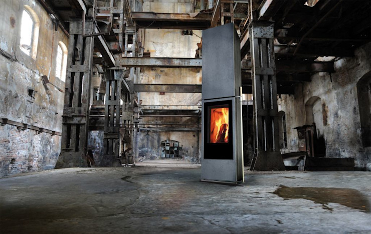van Chiemsee Öfen Industrieel