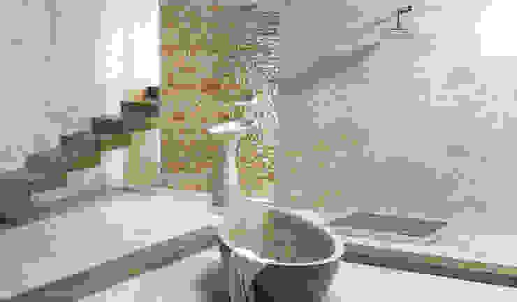 Bathroom Caucci Home Baños de estilo clásico