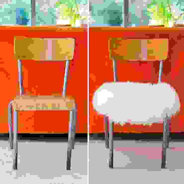 Top Moumoute, également parfaite pour une chaise! par FAB design Moderne