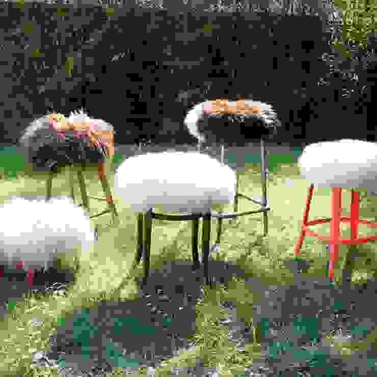 Un troupeau de Top Moumoutes par FAB design Moderne