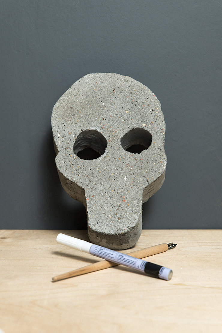 Ciężki Czerep od Chrust Minimalistyczny