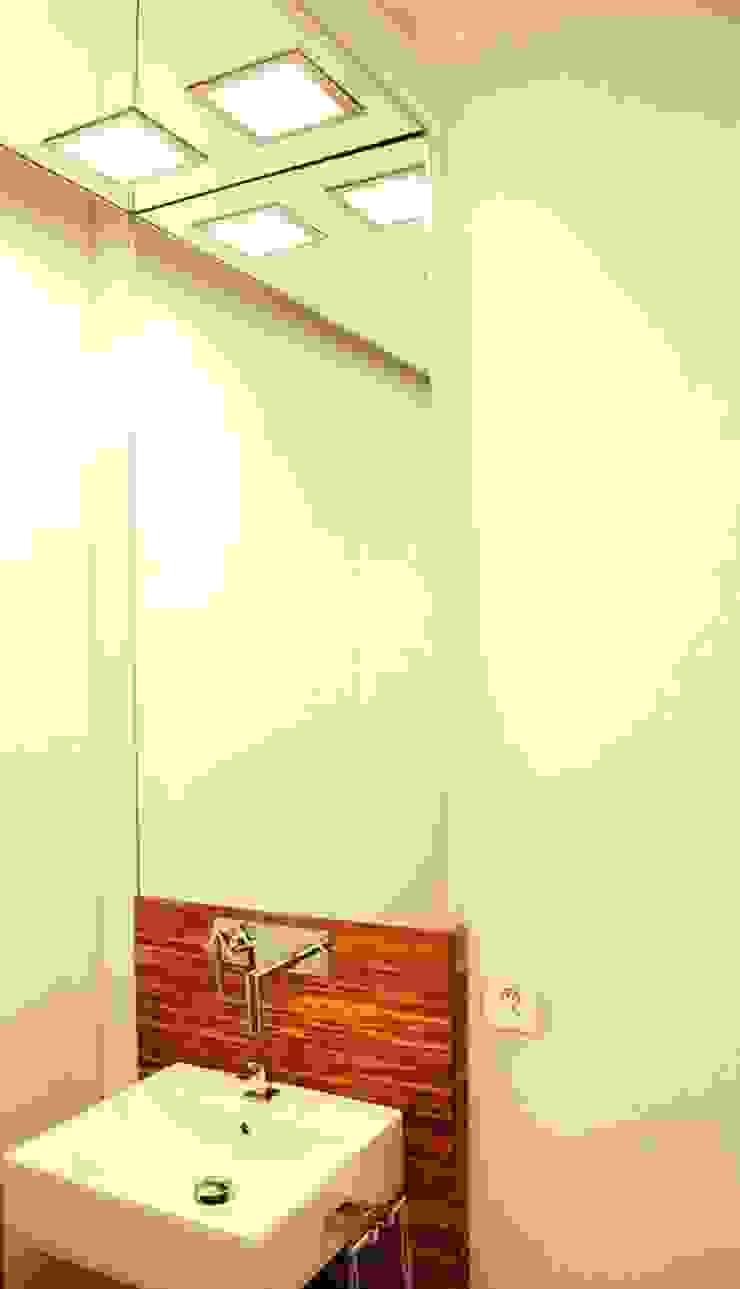 KRÓLOWA SNIEGU Klasyczna łazienka od Prusakowska Libera Klasyczny
