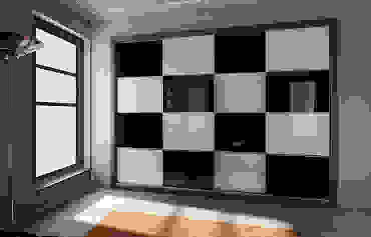 Armario de puertas correderas AstiDkora DormitoriosArmarios y cómodas