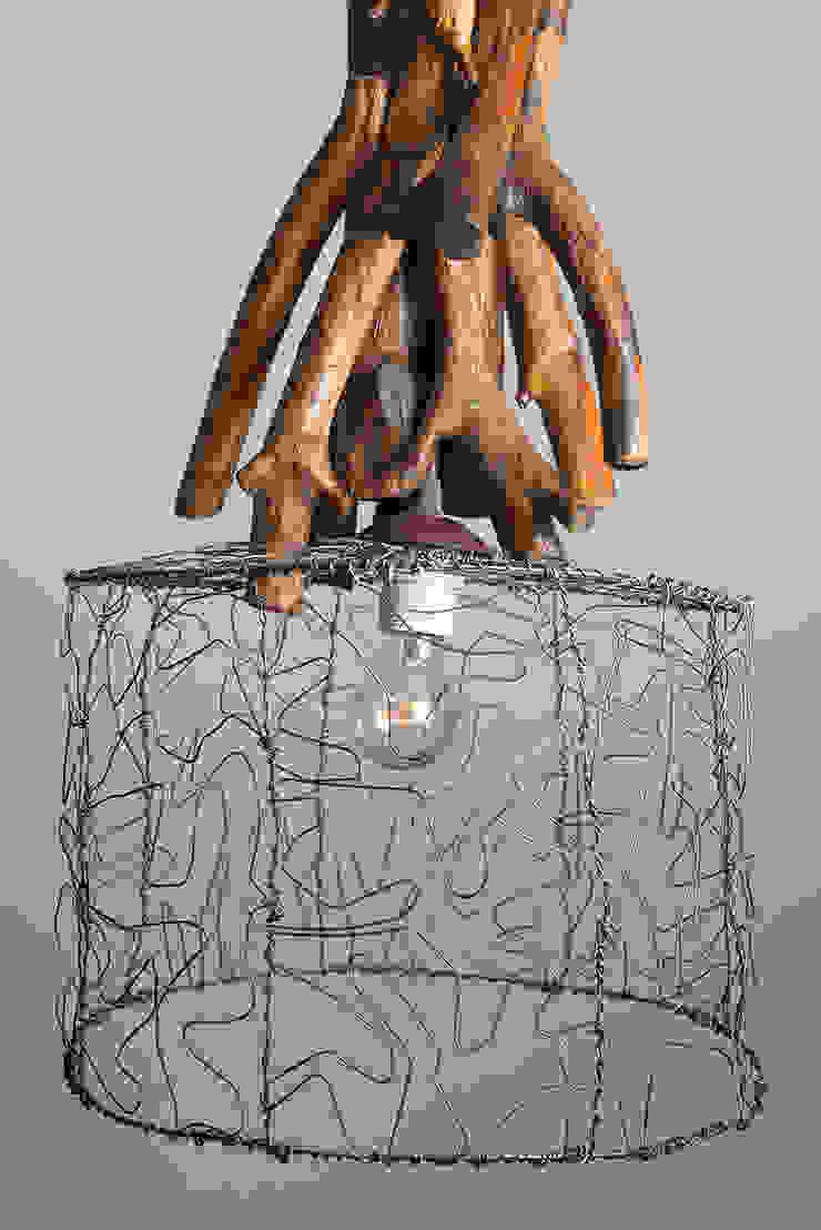 Lampa wisząca POŁUDNICA od Chrust Skandynawski