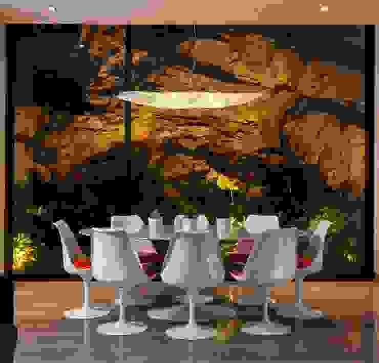 Casa CH: Comedores de estilo  por GLR Arquitectos, Moderno