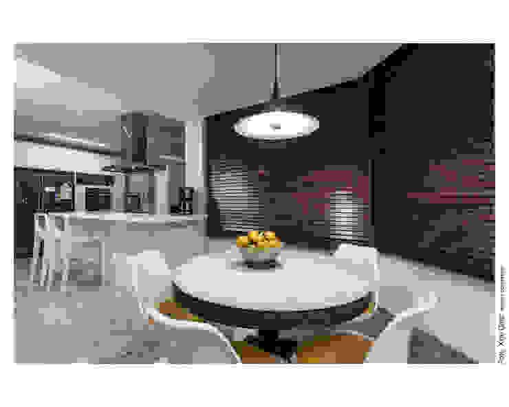 Copa Cozinhas ecléticas por Arquitetura 3 Eclético