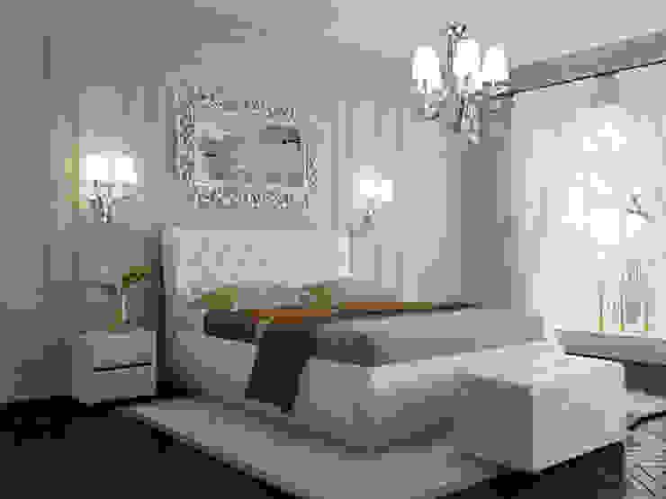 Кровать HILDA от ABICS Классический