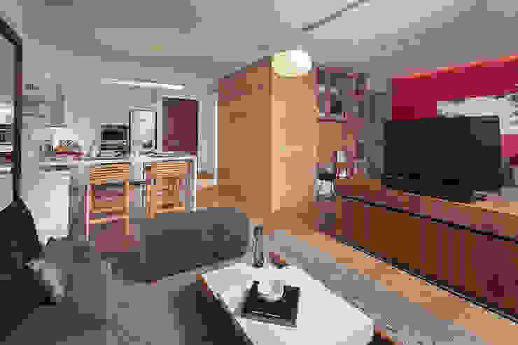 Moderne Schlafzimmer von GLR Arquitectos Modern