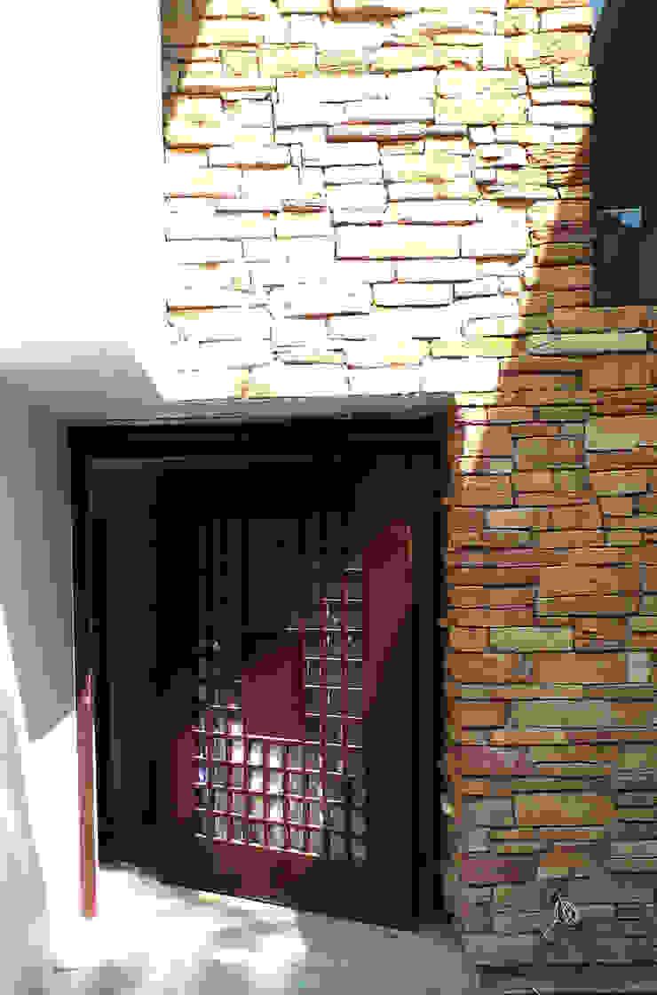 Casa Pedrregal Casas rústicas de Visual Concept / Arquitectura y diseño Rústico