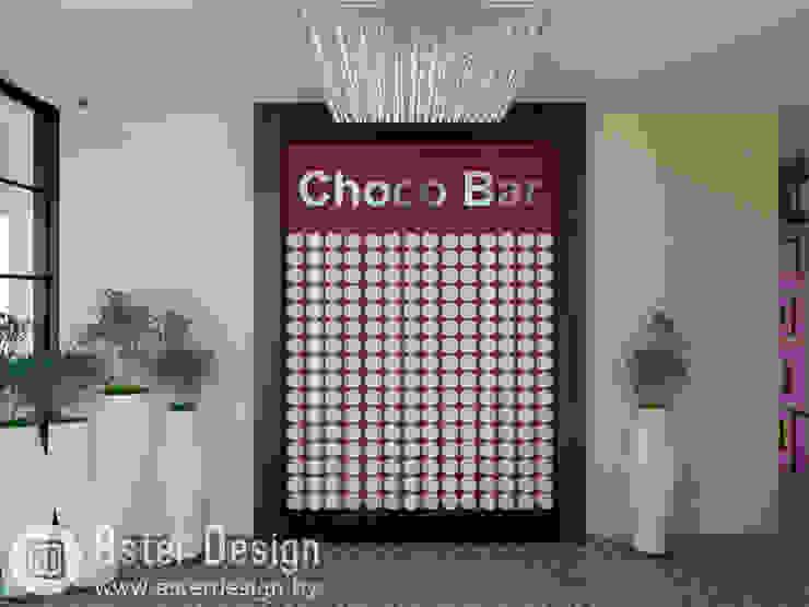 Choco Bar от ASTER DECO Эклектичный
