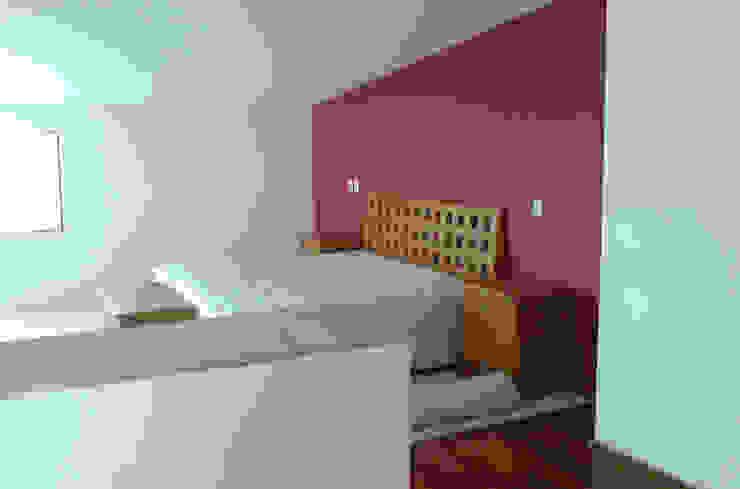 Casa Pedrregal Dormitorios rurales de Visual Concept / Arquitectura y diseño Rural