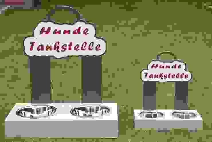 Hunde-Tankstelle von geofinplus Ausgefallen