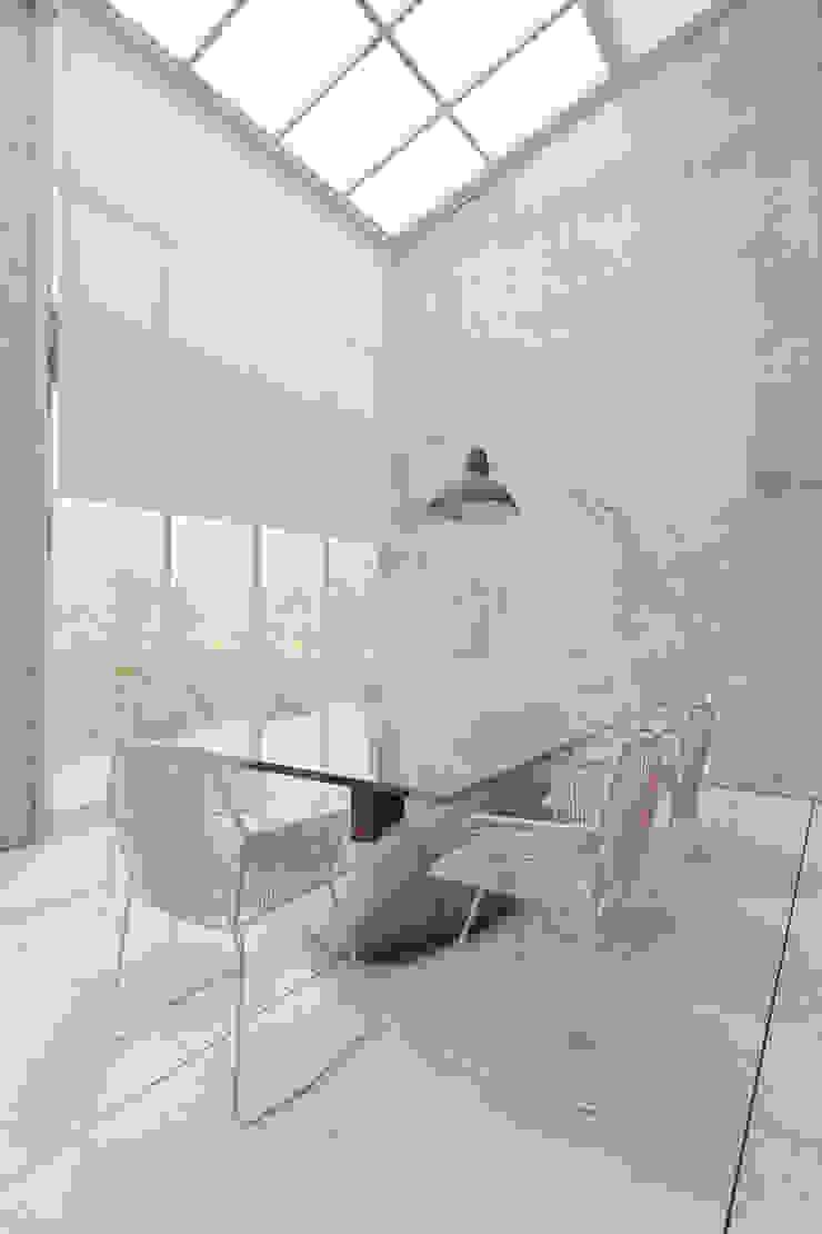 Пентхаус для скульптора Столовая комната в стиле лофт от Anton Medvedev Interiors Лофт