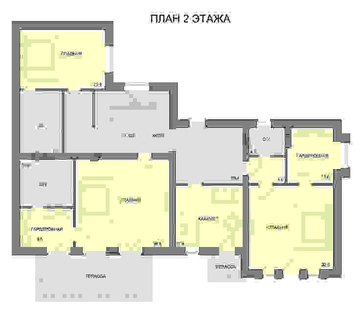 Индивидуальный жилой дом от Studio Kamil Tsuntaev Классический