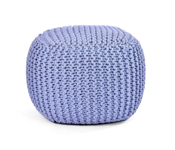 Knitted Poufs By Natural Fibres Export: modern  by Natural Fibres Export,Modern