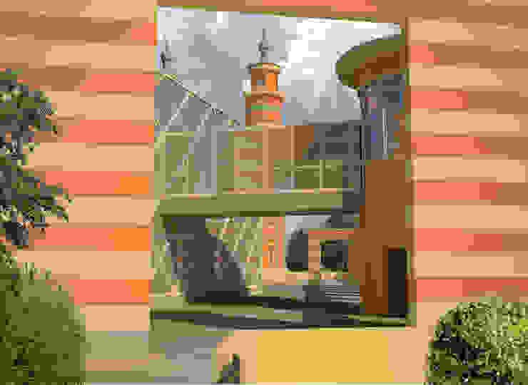 Исламский культурно просветительский центр в г.Владикавказ от Studio Kamil Tsuntaev