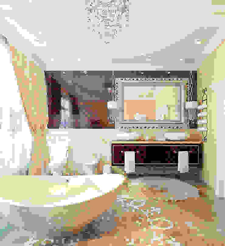 Classic style bathroom by Space - студия дизайна интерьера премиум класса Classic