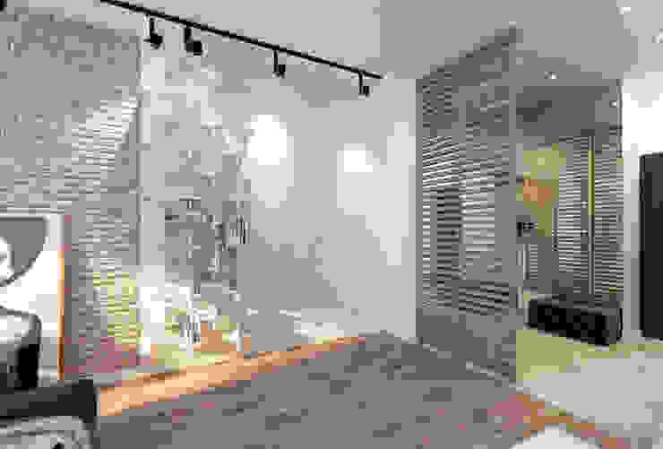 Квартира для молодой пары Коридор, прихожая и лестница в стиле минимализм от Котова Ольга Минимализм
