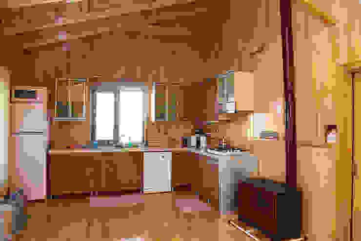 Landelijke keukens van Kuloğlu Orman Ürünleri Landelijk