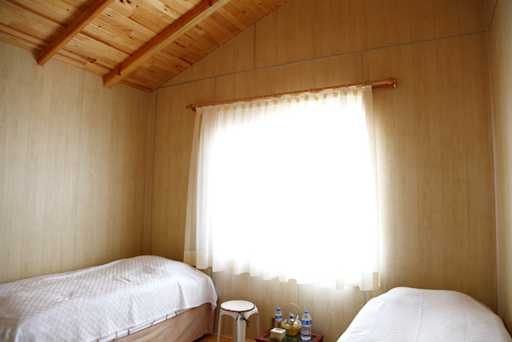 Dormitorios de estilo  por Kuloğlu Orman Ürünleri