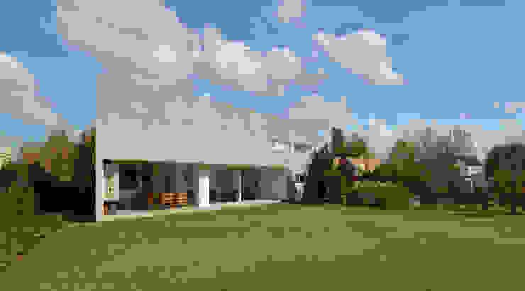 CASA N23 Casas modernas: Ideas, imágenes y decoración de MZM | Maletti Zanel Maletti arquitectos Moderno