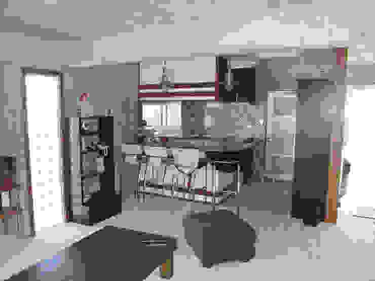 (株)スペースデザイン設計(一級建築士事務所) ห้องครัว