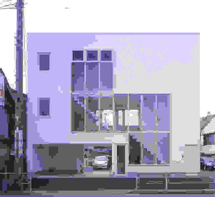 階段の家 モダンな 家 の 有限会社古里設計一級建築士事務所 モダン