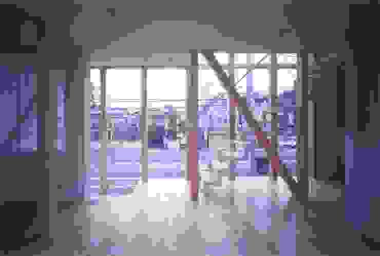 階段の家 モダンデザインの ダイニング の 有限会社古里設計一級建築士事務所 モダン