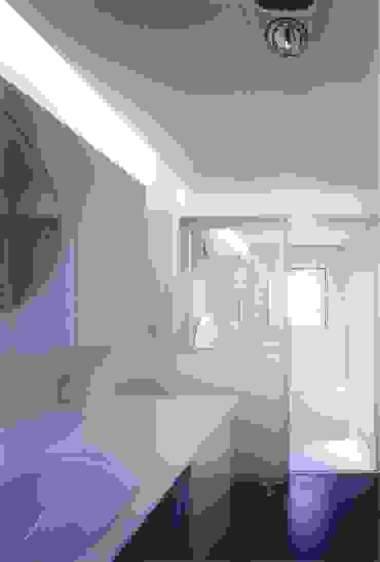 階段の家 モダンスタイルの お風呂 の 有限会社古里設計一級建築士事務所 モダン
