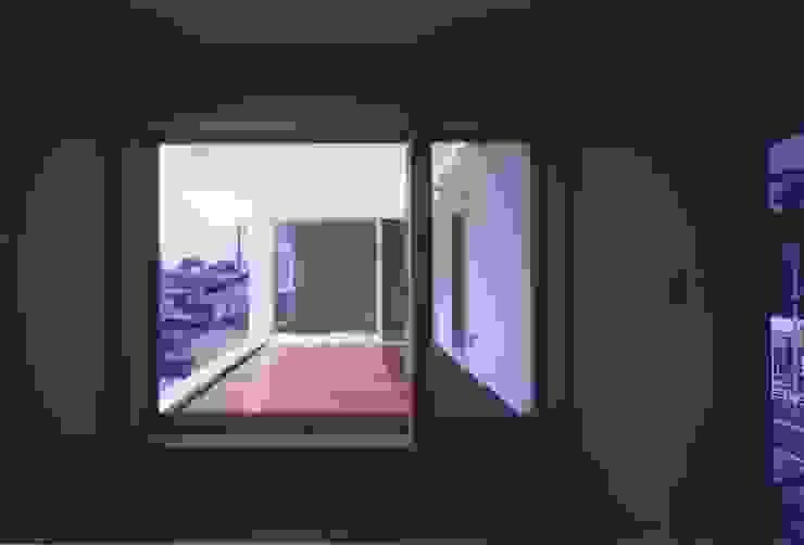 階段の家 モダンデザインの テラス の 有限会社古里設計一級建築士事務所 モダン