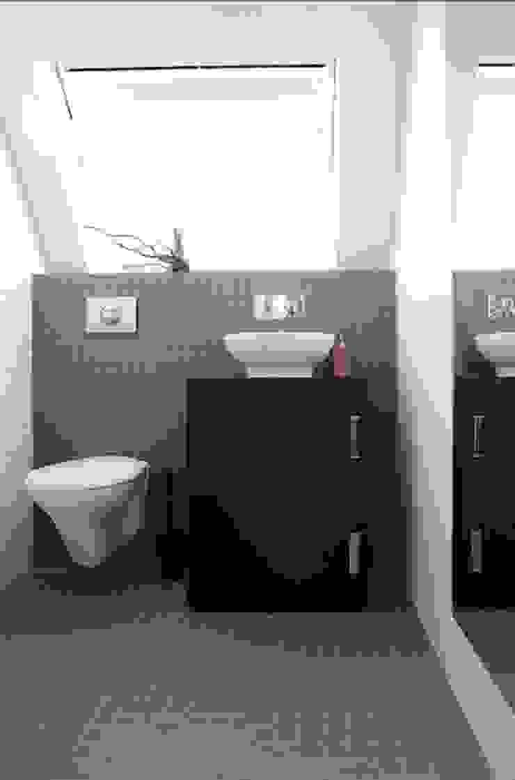badkamer Moderne badkamers van ontwerpplek, interieurarchitectuur Modern