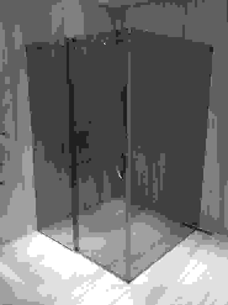 Yeşil Reflektecam Klavuz Ray Sistem2 Duş Kabini ideal duşakabin Akdeniz