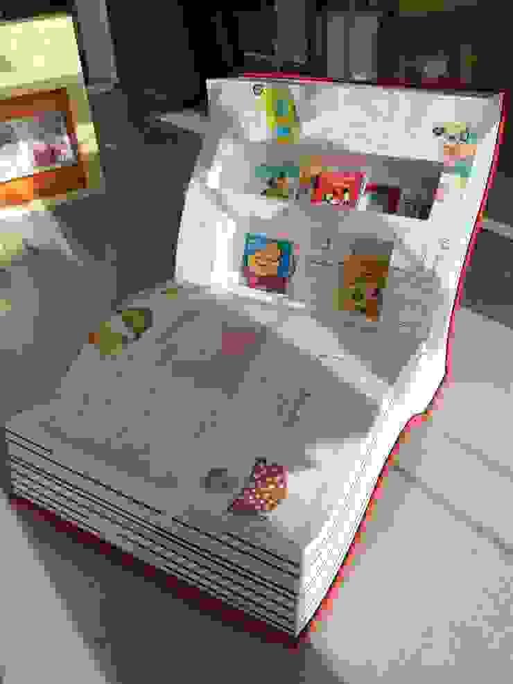 Het boek Moderne scholen van Delgadodesign Modern