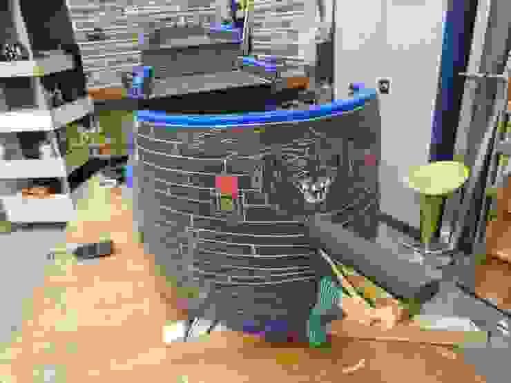 Piratenschip Moderne scholen van Delgadodesign Modern