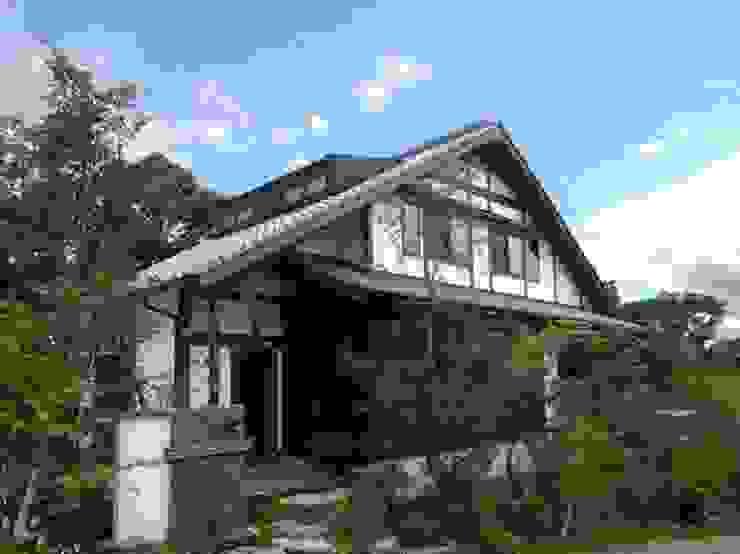 外観 オリジナルな 家 の アトリエ優 一級建築士事務所 オリジナル