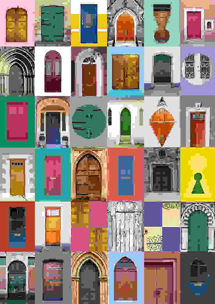 Doors. Размеры: А2, А3, А4 от Dariya Dranishnikova Эклектичный