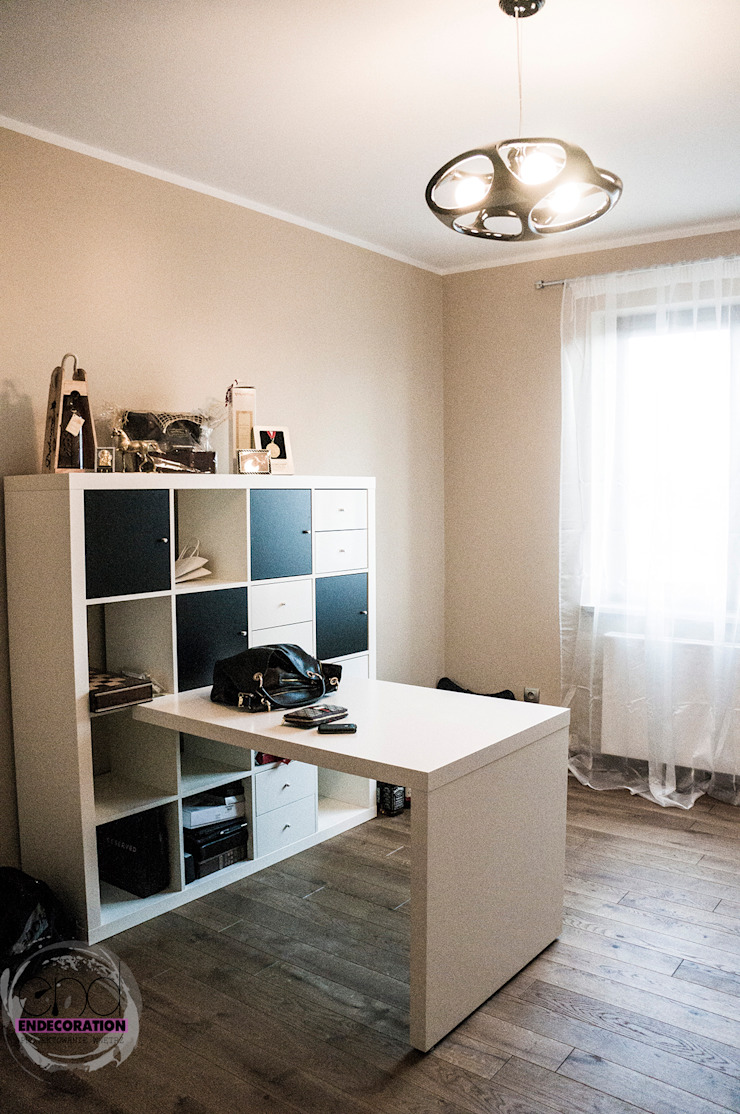 Modern study/office by EnDecoration Modern