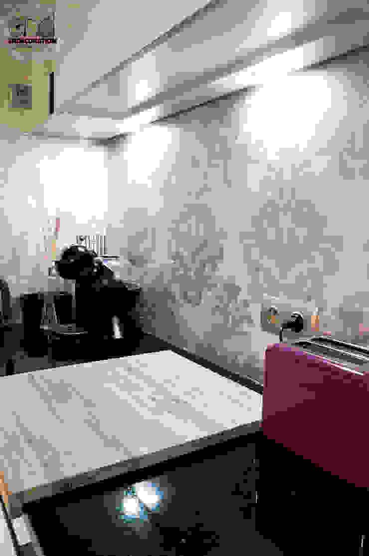 Dom pod Zambrowem Nowoczesna kuchnia od EnDecoration Nowoczesny